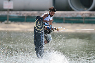 Wakeboarding Competition ( 15 July 2007 )