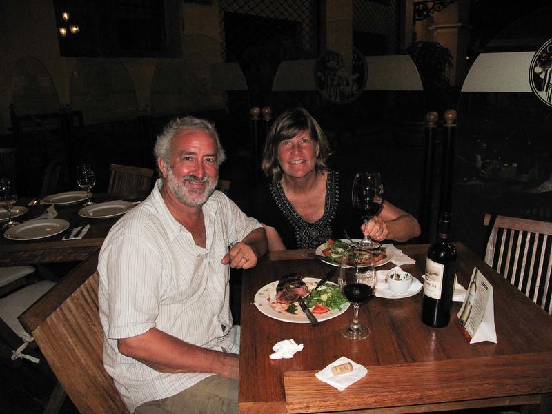 Dinner - Lima