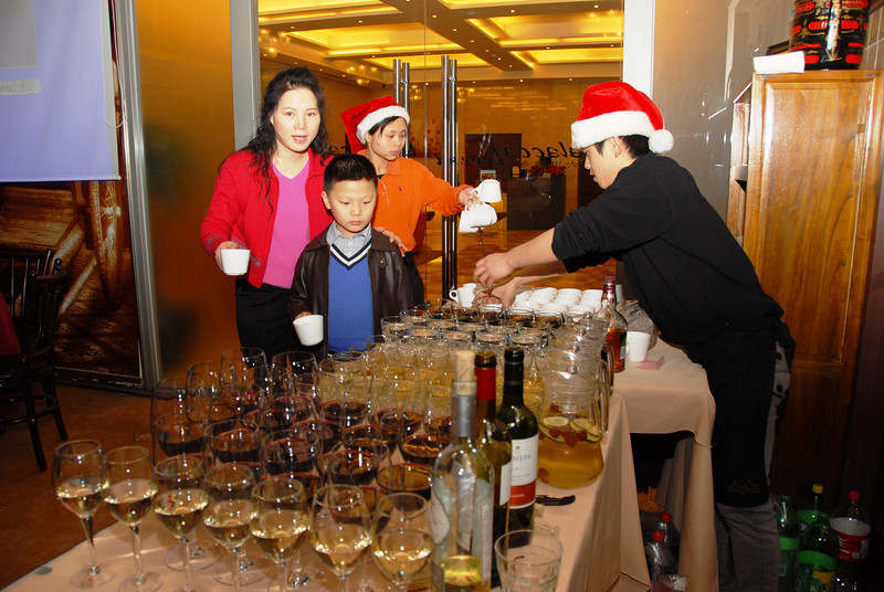 [20101225] Christmas Party 2010 @ Malacca Legend (15).JPG