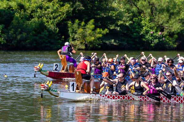 4th Annual Cooper River Dragon Boat Festival 2019