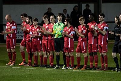 AFC Darwen (h) L 2-0
