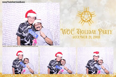 WOC Holiday Party 2018