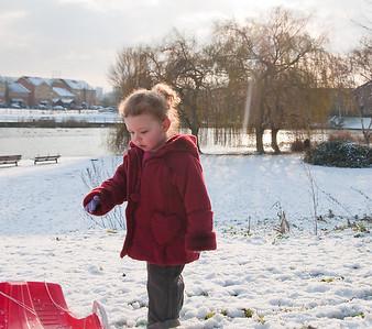 Snow, Mid December 2009