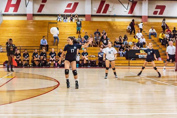 WR Girls Volleyball 2016