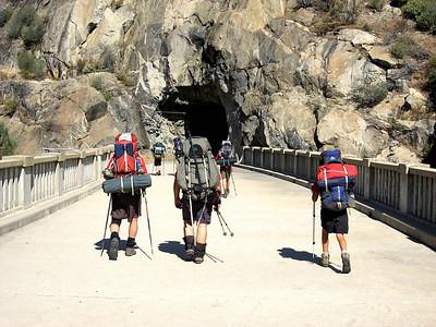 8/16/2009~8/21/2009 - Yosemite Hetch Hetchy Extended Sierra Backpack (I)