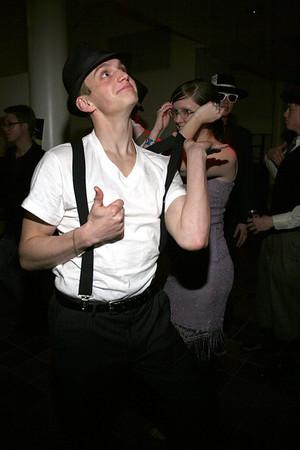UNL Beaux Arts Ball 2009 - Roaring 20s