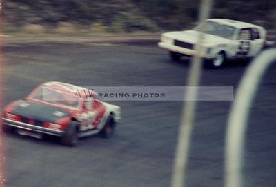 Riverside Speedway in the '80's