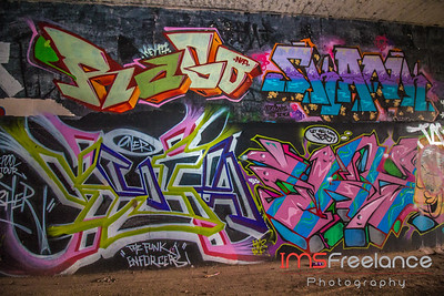 Graffiti Wall Art Photography