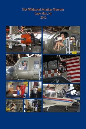 NJ, Cape May - Willwood Aviation Musem