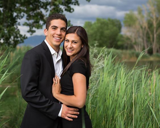 Jenae & Matt Engagement Photos