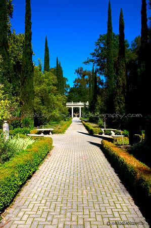 Villa Montalvo Gardens - Saratoga, CA