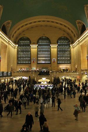 Grand Central - December 2016