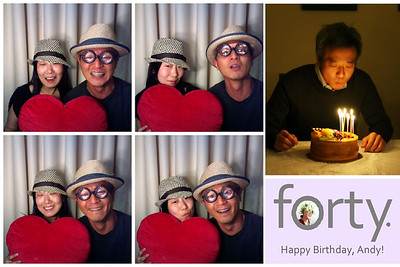 Andy's Forty