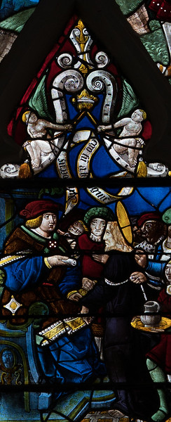 Berulle, Christ beofre Pilate
