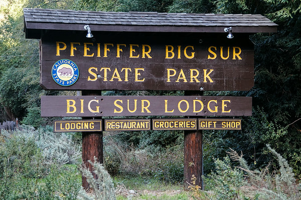 Big Sur (Pfeiffer State Park)