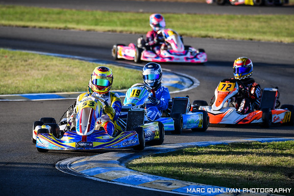 IAME International Final 2018 - Day 8 (13/10) - Alyx Coby