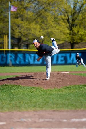 2016 PC Baseball vs Grandview