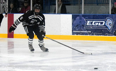 HS Sports - Riverview vs. Huron United Hockey 19
