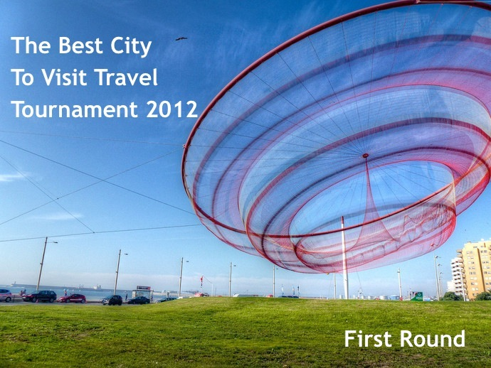 best city to visit tournament 2012 round of 128