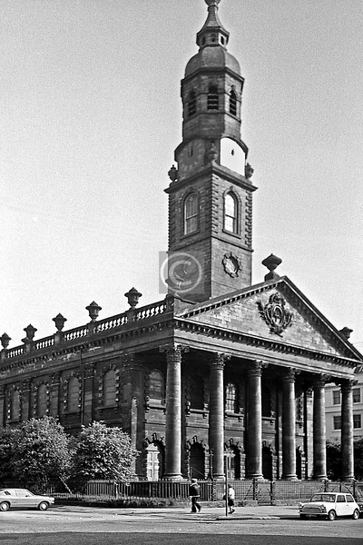 Turnbull St, St Andrew's.   June 1975