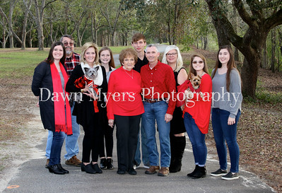 The Pate Family