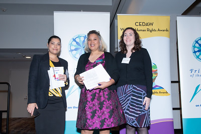 2019 Building An Equal Future: CEDAW Women's Human Rights Awards