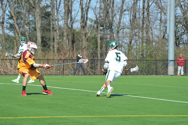 BABSON MEN'S LAX