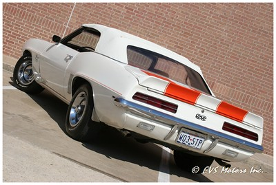 1969 Chevrolet Camaro 69-CCPCE