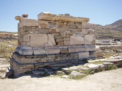 Greece, 8 Delos (Δήλος)