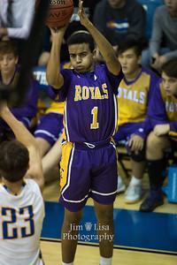 CCS Basketball at Bethel, November 29
