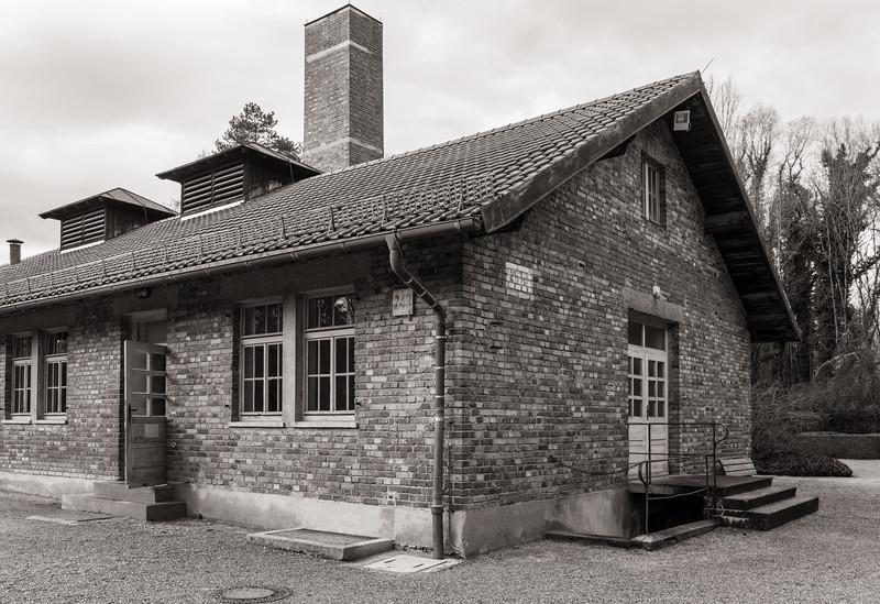 Large crematorium