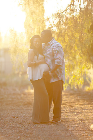 Jane and Alex's Maternity Session