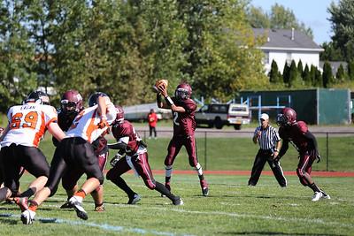 Arcadia v Football and Cheer v CC
