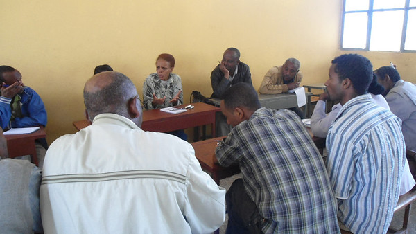 Disability Training delivery in Bishoftu