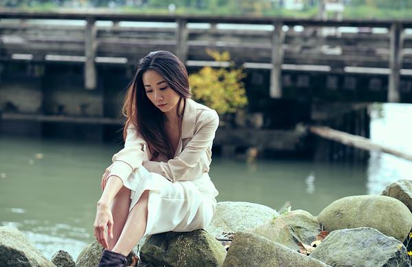 Riverfront Portrait