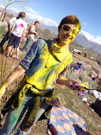 Festival of Color 2013 Sanish Fork, UT