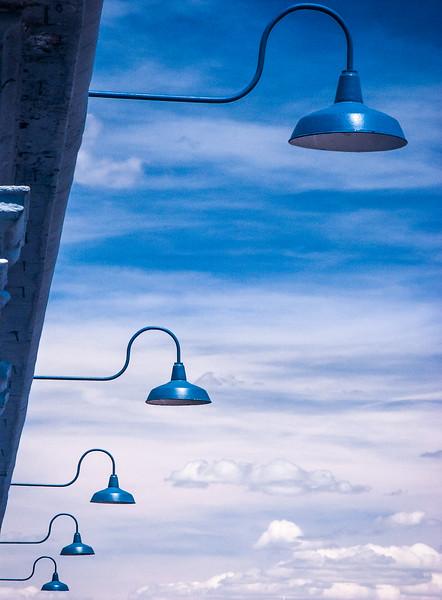 Lamps, Yavapai County, Arizona, 2004