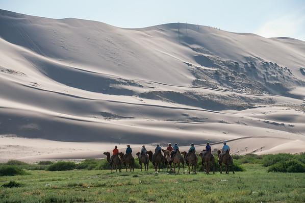 Mongolia , July 2014
