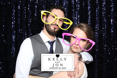 Kelly & Jon's Wedding - 8/24/19
