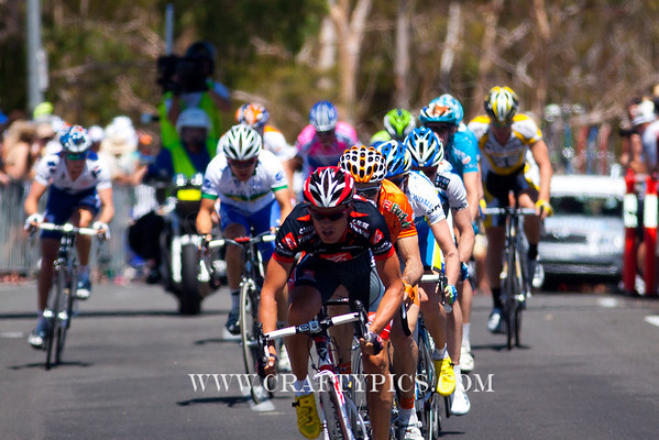 Tour Down Under Day 6 - Sunday 25th January 2009
