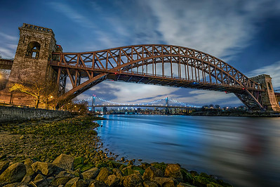 Hells Gate Bridge