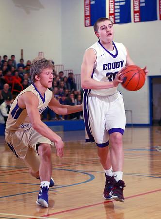 2016 PIAA State Basketball Playoffs First Round Bishop Guilfoyle vs. Coudersport