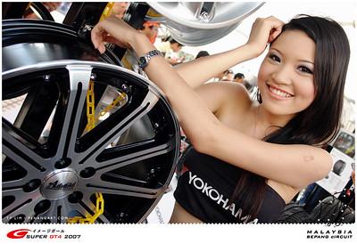 Super GT 2007 - Models