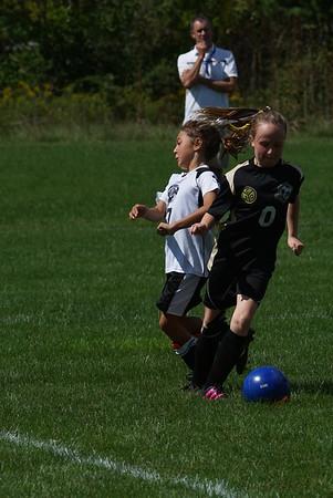 HFS CYO Fall Soccer 2016 U10 9-11-16