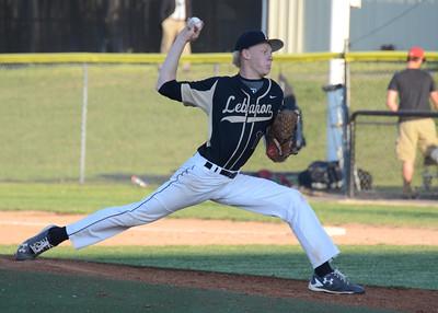 Baseball - LHS JV 2016 - West Plains