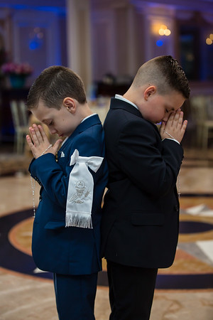 Andre & Lucas' First Communion