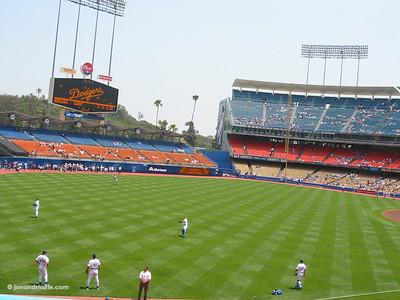 5/18 - Dodger game with petty cash