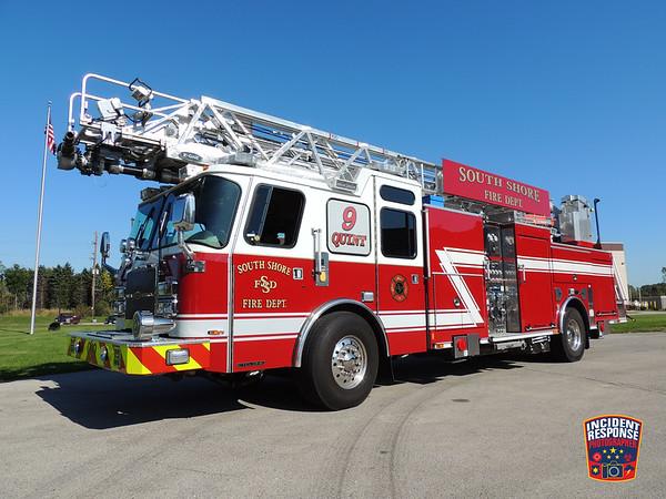 South Shore Fire Department