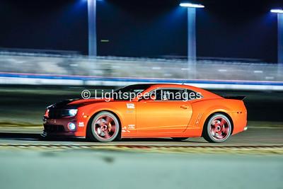 #12 Orange Camaro