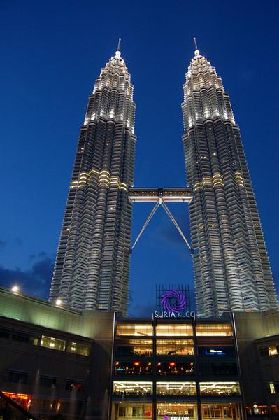 Kuala Lumpur, Brunei and Melaka